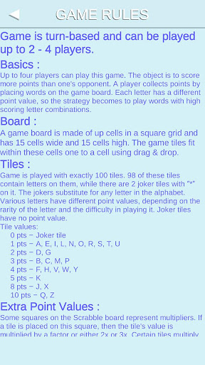 SCRABBLE - The Classic Word Game apkpoly screenshots 2