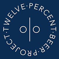 Logo of Twelve Percent Project House Lager