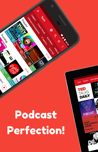 Podcast App: Free & Offline Podcasts by Player FM 4.9.0.44 screenshots 1