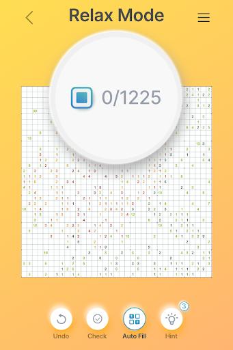 Happy Pixel - Free Nonogram Coloring Puzzle Game 2.5.0 screenshots 24