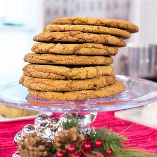 Sea Salt Caramel Chocolate Chip Cookies Recipe