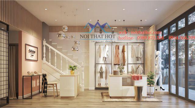 cải tạo thiết kế shop thời trang chuyên nghiệp