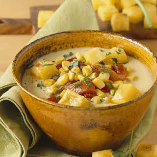 Creamy Corn Soup.