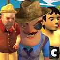 Hello Angry Neighbor Simulator icon