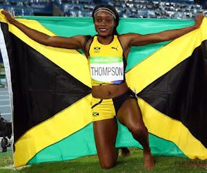 Elaine Thompson verlengt haar titel op de 100 meter sprint in nieuw olympisch record!