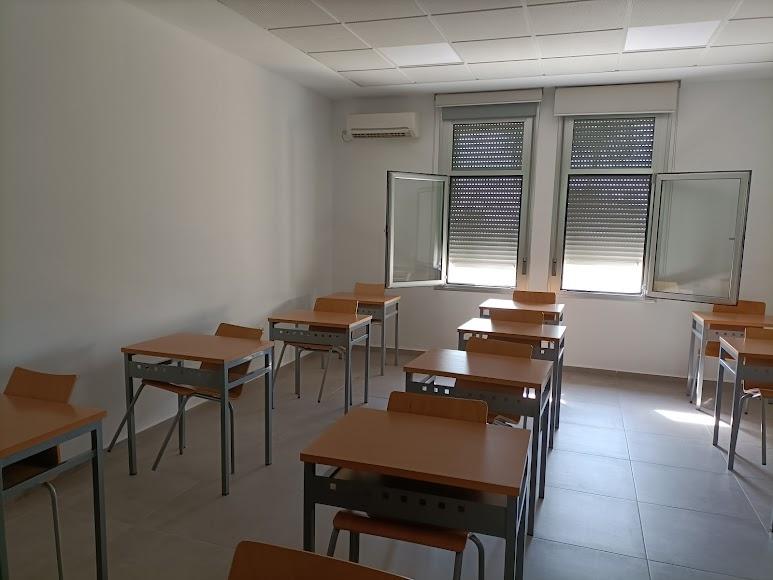 Las instalaciones cuentan con nuevas aulas.