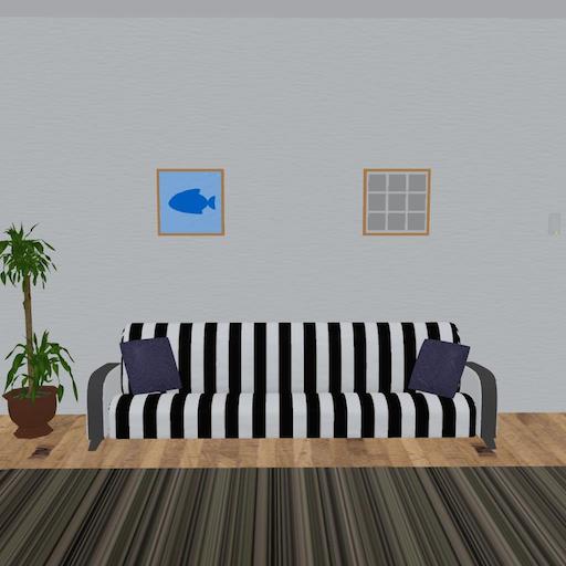 Escape Game -Fish room-