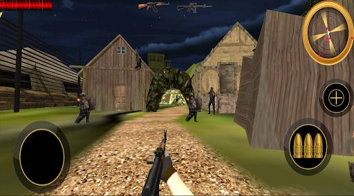 無料动作Appの陸軍スナイパーシューター:無料ゲーム|記事Game