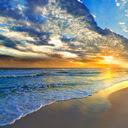 Sunset Beach Themes & New Tab