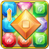 Jewel Pop Match 3 Puzzle
