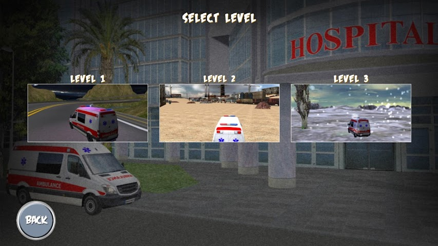 android 911 Rescue Simulator 2016 Screenshot 3