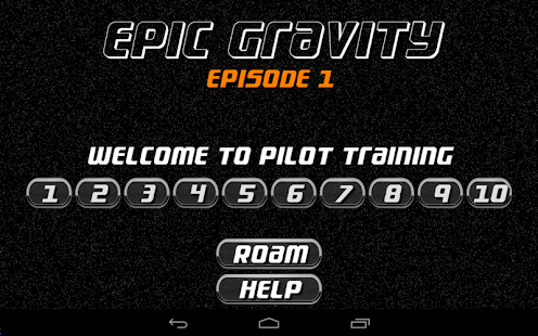 Epic Gravity: Episode 1- screenshot thumbnail