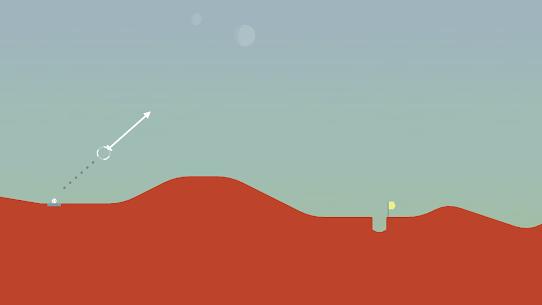 Golf On Mars 1