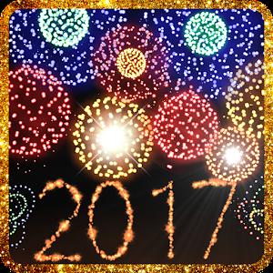 New Year Fireworks 2017