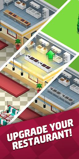 Idle Restaurant Tycoon - Build a restaurant empire 0.16.0 screenshots 3
