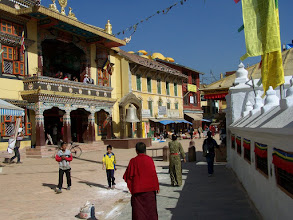 Photo: Kathmandu : Bodnath