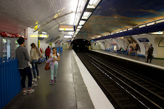 Photo: Metro Station