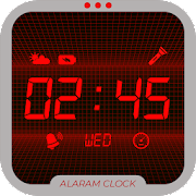 Simple Alarm Clock Xtreme Red – Alarmy App Report on Mobile Action