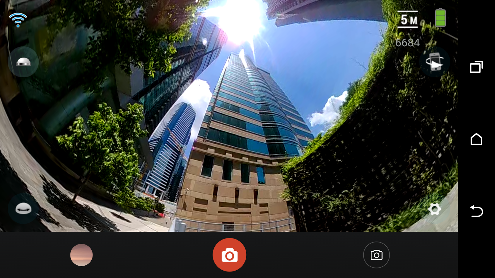 VR 360 Camera - Thomson- screenshot