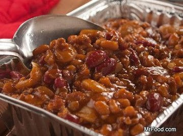 Hillbilly Baked Beans Recipe