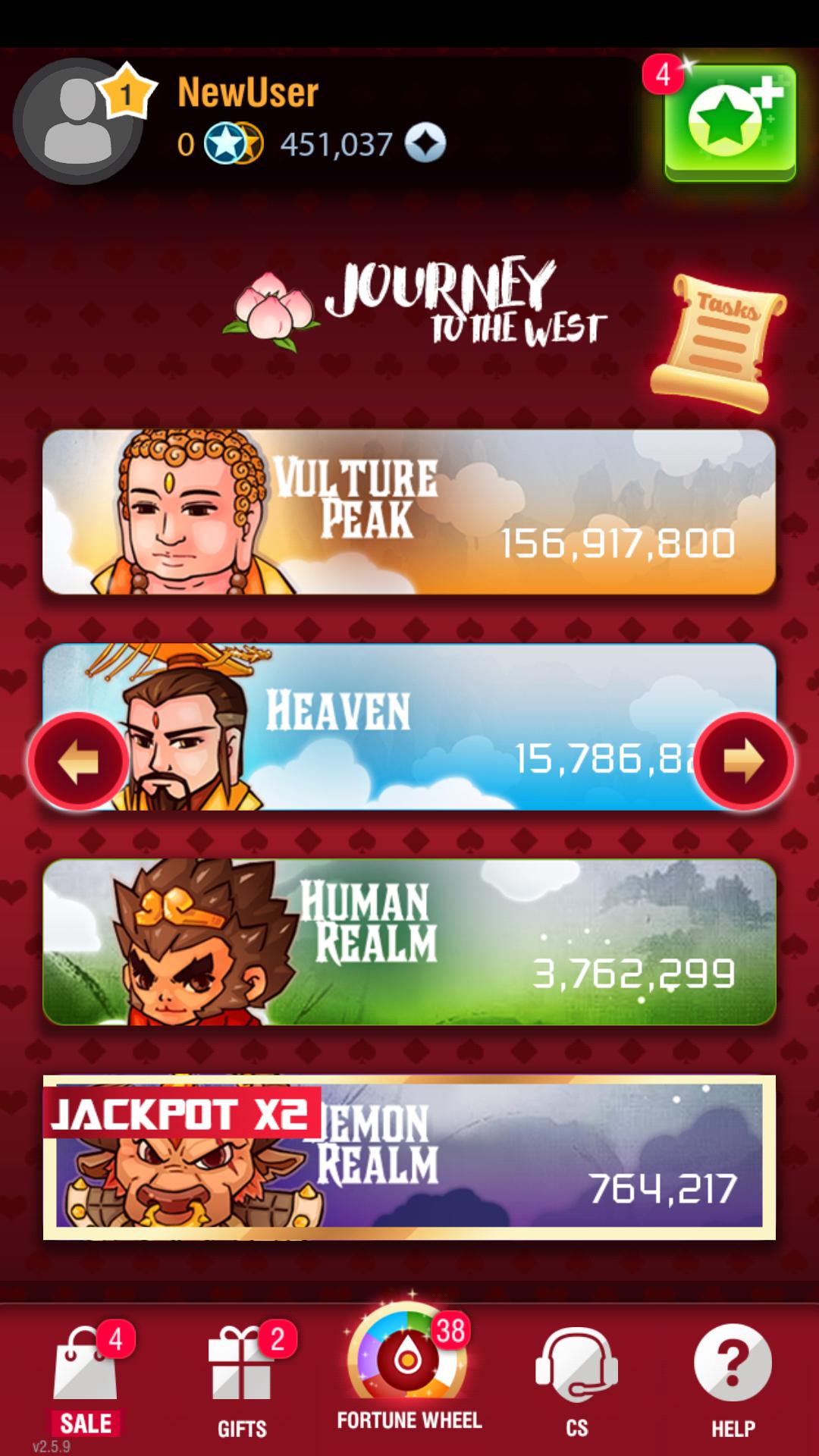 Jackpot Hunters 777 - Free Online Casino Games