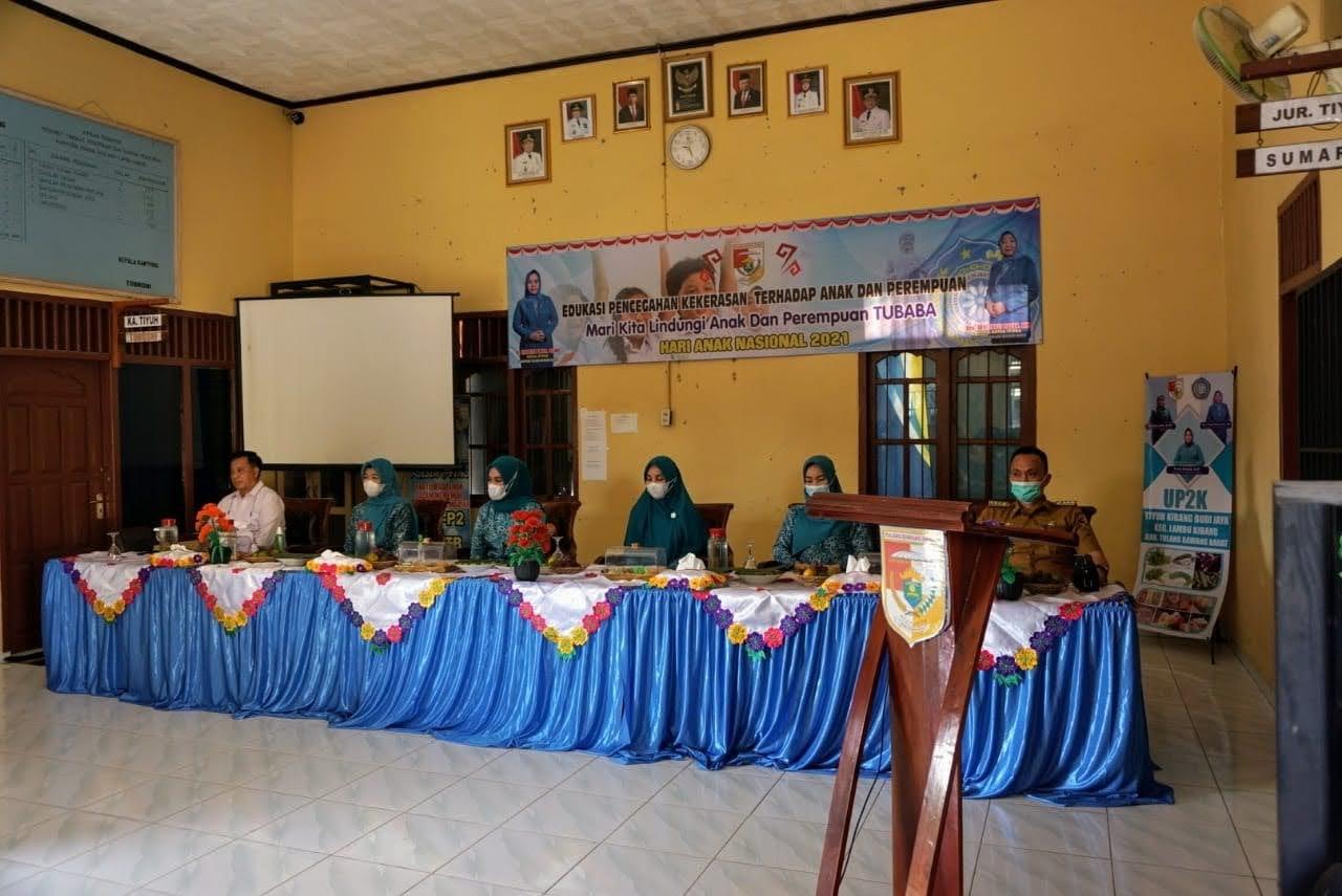 Edukasi Pencegahan Kekerasan Terhadap Anak Dan Perempuan