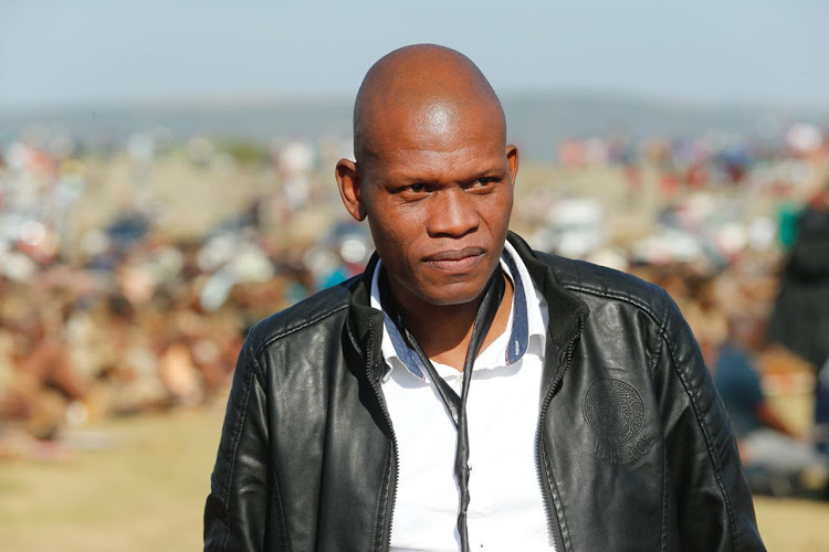 Funeral parlour boss Nkosentsha Shezi wants the KwaZulu-Natal province to be ceded to the Zulu royal household.