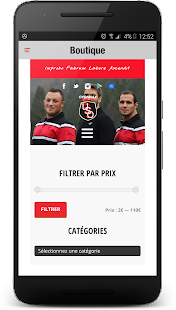 USO Oyonnax Rugby- screenshot thumbnail