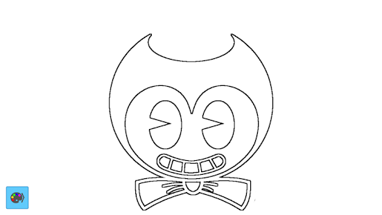 Download Bendy Coloring For PC Windows and Mac APK 1.0