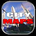 Maps City for Minecraft PE icon