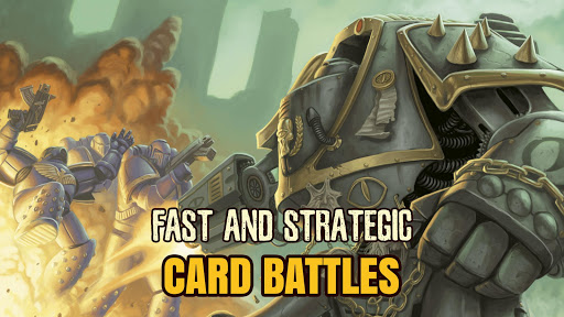 The Horus Heresy: Legions u2013 TCG card battle game screenshots 2