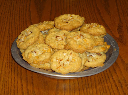 Coconut Butterscotch Cookies Recipe