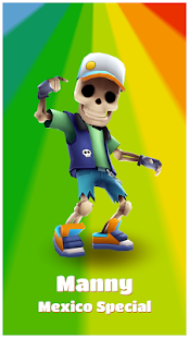 Subway Surfers Android screenshot