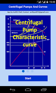 Pump Curves screenshot