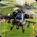 Heavy Gunship Helicopter War icon