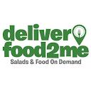Deliverfood2me, Yadavgiri, Mysore logo