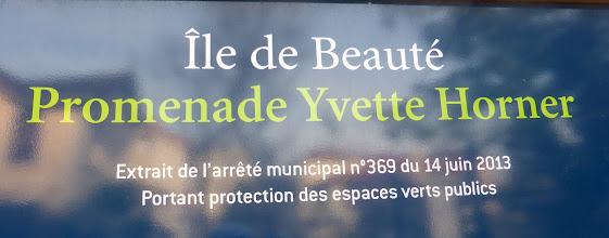 Photo: Ile de Beauté à Nogent