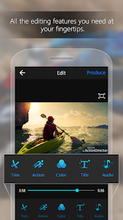 ActionDirector Video Editor - Edit Videos Fast Mod