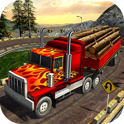 Offroad Cargo Truck Transport Driving Simulator 17