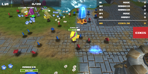 Cibilik 3D Online screenshot 4