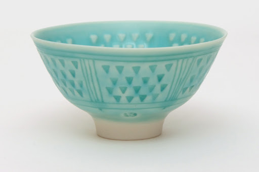 Peter Wills Porcelain Bowl 050