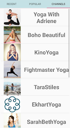 EASY TUBE: YOGA APK 3