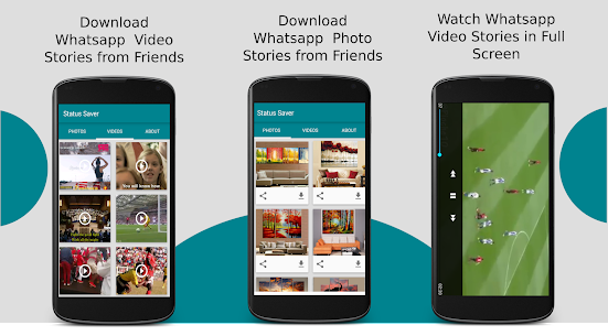 Status Saver For Whatsapp App Download For Android and iPhone 2