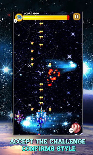 Galaxy Strike Force: Squadron (Galaxy Shooter) 10.1 9