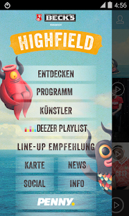 Highfield Festival- screenshot thumbnail