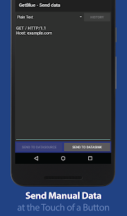 GetBlue Bluetooth Reader, Demo- screenshot thumbnail