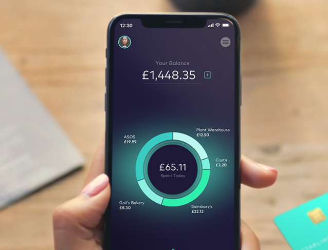 A detailed breakdown of a transaction on a phone