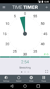 Time Timer Visual Productivity- screenshot thumbnail