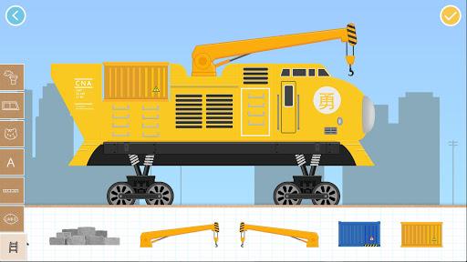 Labo Brick Train Build Game For Kids & Toodlers apkdebit screenshots 3