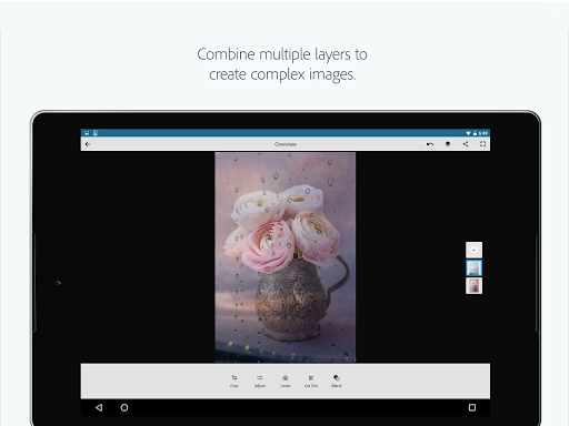 Adobe Photoshop Mix - Cut-out, Combine, Create 2.6.2.393 screenshots 8